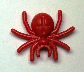 30238-5 Spin rood NIEUW loc