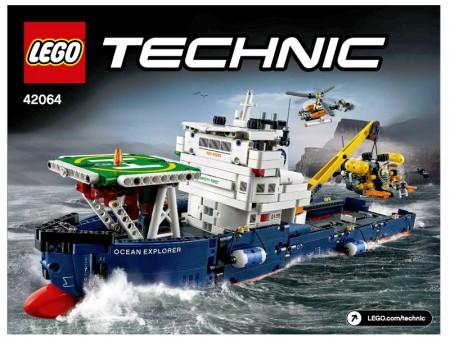 INS42082 42082 BOUWBESCHRIJVING- Rough Terrain Crane NIEUW *