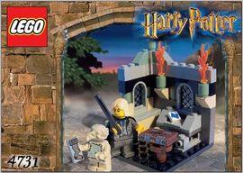INS4731-G 4731 BOUWBESCHRIJVING- Harry Potter- Dolby's vrijlating gebruikt *