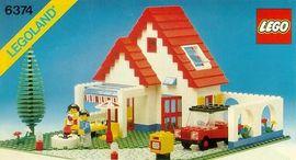 INS6374-G 6374 BOUWBESCHRIJVING- Holiday Home gebruikt *LOC M2