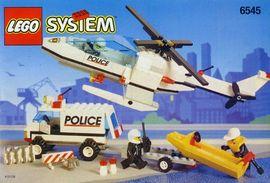 INS6545-G 6545 BOUWBESCHRIJVING- Search N'Rescue gebruikt *