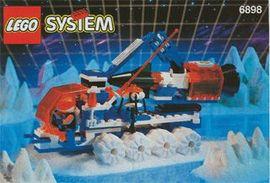 INS6898-G 6998 BOUWBESCHRIJVING- Ice-SAT V gebruikt *