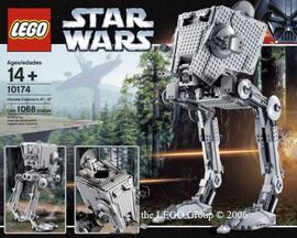 Set 10174 - Star Wars: Imperial AT-ST USC- Nieuw