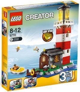 Set 5770 - Buildings: Lighthouse Island- Nieuw