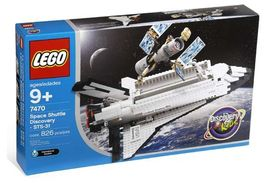 Set 7470 - Discovery: Space Shuttle Discovery- Nieuw
