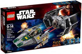 Set 75150 - Star Wars: Vader's TIE Advanced vs. A-Wing Starfighter- Nieuw