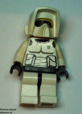 sw005G Star Wars:Scout Trooper gebruikt loc
