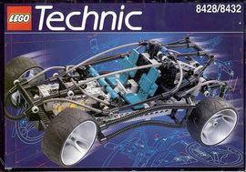 INS8428-G 8426 BOUWBESCHRIJVING- Turbo Command gebruikt *