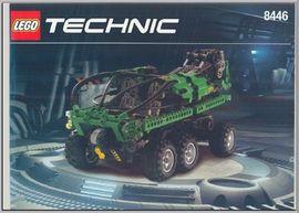 INS8446-G 8446 BOUWBESCHRIJVING- Crane Truck gebruikt *