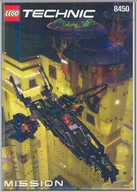 INS8450-G 8450 BOUWBESCHRIJVING- The Mission gebruikt *