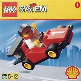 Set 2535 - Town: Formula 1 Racing Car- Nieuw