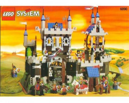 Set 6090 - Kastelen/Ridders: Royal Knights- Nieuw