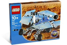 Set 7471 - Discovery: Mars Exploration Rover- Nieuw