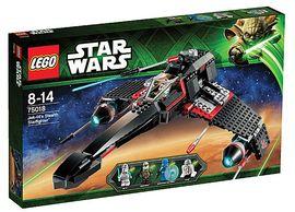 Set 75018 - Star Wars: Jek-14's Stealth Starfighter- Nieuw