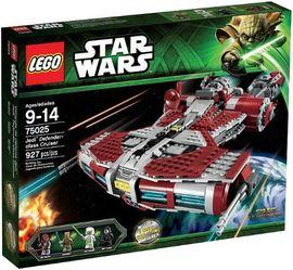Set 75025 - Star Wars: Jedi Defender-class Cruiser- Nieuw