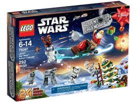 Set 75097 - Star Wars: Advent Calendar 2015- Nieuw