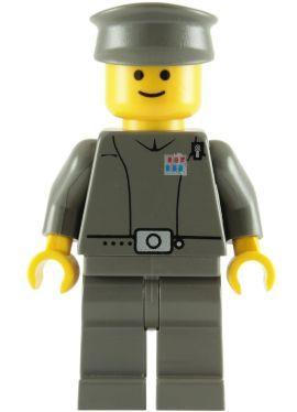 sw046 Star Wars:Imperial Officer NIEUW loc