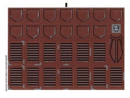 6210stk01 STICKER Jabba's Sailbarge
