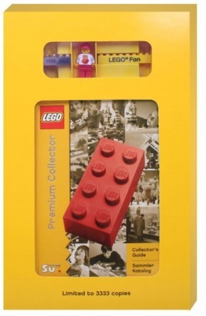 810004 810004 LEGO Collector's Guide 1st edition Limited Premium Edition NIEUW *