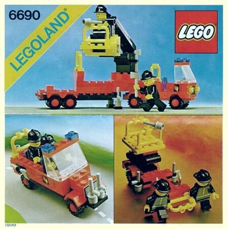 INS6690-G 6690 BOUWBESCHRIJVING- Fire gebruikt *LOC M3