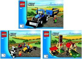 INS7637-G 7637 BOUWBESCHRIJVING- Farm gebruikt *
