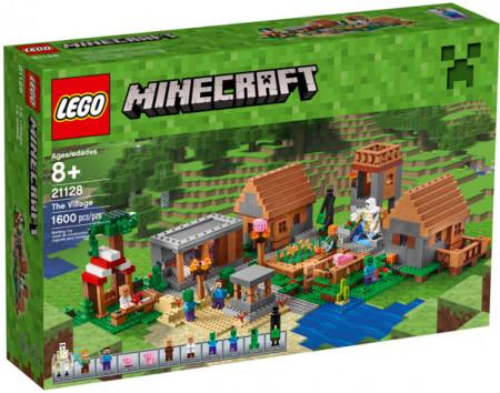 Set 21128- Minecraft: The Village - Nieuw