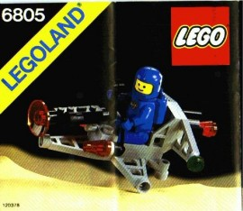 Set 6805 - Space: Astro Dasher- Nieuw
