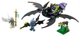Set 70128 - Legends of Chima: Braptor's Wing Striker zonder doos- gebruikt