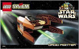Set 7111 - Star Wars: Droid Fighter- Nieuw
