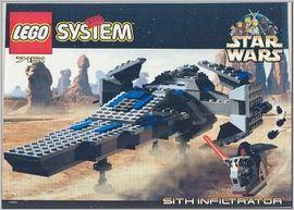 Set 7151 - Star Wars: Sith Infiltrator- Nieuw