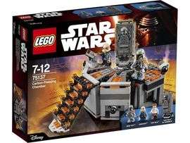 Set 75137 - Star Wars: Carbon-Freezing Chamber- Nieuw