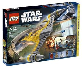 Set 7877 - Star Wars: Naboo Starfighter- Nieuw