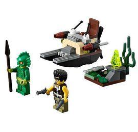 Set 9461 - Monster Fighters: The Swamp Creature- Nieuw