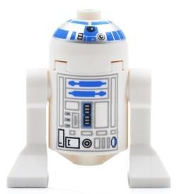 sw0028G Star Wars:R2-D2 gebruikt loc