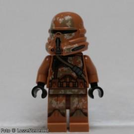 sw606 Star Wars: Geonosis Clone Trooper 2 NIEUW loc