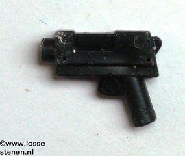 bb192-11 Automatisch pistool  korte loop (Batman) Zwart NIEUW loc