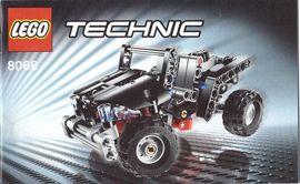INS8066-G 8066 BOUWBESCHRIJVING- Off-roader gebruikt *