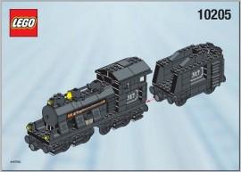 Set 10205-G - Treinen: My Own Train zonder doos- gebruikt