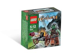Set 5618 - Kastelen/Ridders: Troll Warrior- Nieuw