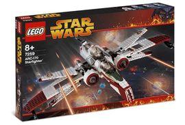 Set 7259 - Star Wars: ARC-170- Nieuw