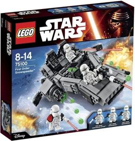 Set 75100 - Star Wars: First Order Snowspeeder- Nieuw