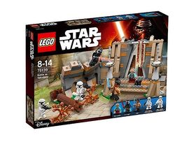 Set 75139 - Star Wars: Battle on Takodana- Nieuw