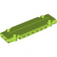 15458-34 Technic, Sierpaneel plat 3x11x1 lime NIEUW *4T086