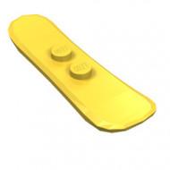 18746-3 Snowboard- klein geel NIEUW *0B0000