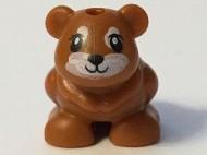 24183pb01-68 Hamster oranje, donker NIEUW *0D000