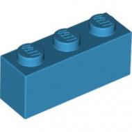 3622-153 Steen 1x3 blauw, donkerazuur NIEUW *5L0000