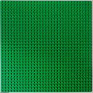 3811-6G Basisplaat 32x32 groen gebruikt *3K000