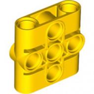 39793-3 Technic, Verbindingsblok 1x3x3 geel NIEUW *