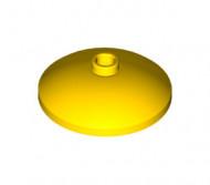 43898-3E EUROVOORDEEL: 8x Schotel 3x3 geel NIEUW loc