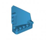 64394-153 Technic, Sierpaneel # 13 Groot kort glad Side A blauw, donkerazuur NIEUW *